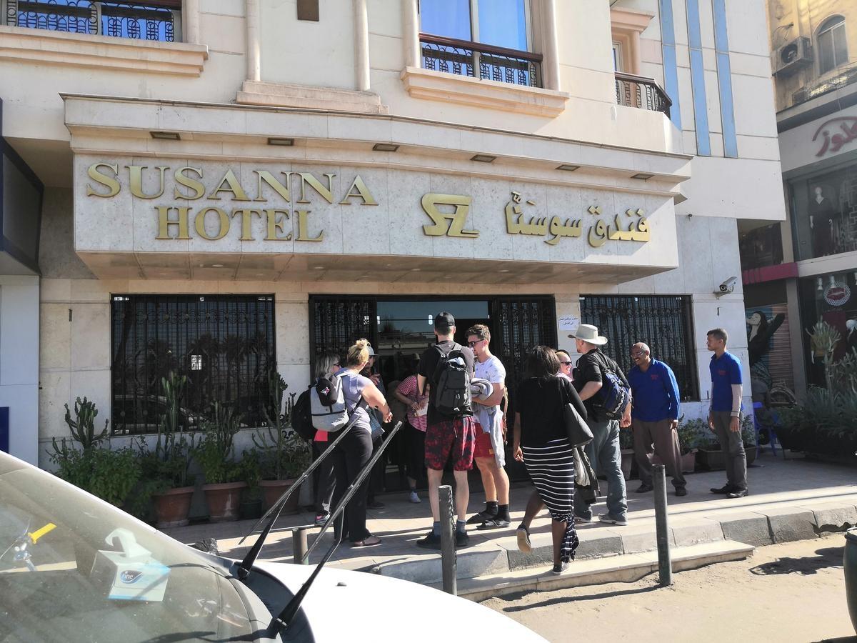 Susanna Hotel cairo